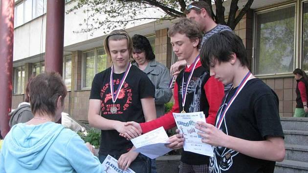 V Nymburce se konal plavecko - běžecký pohár Středočeského kraje