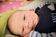 Dominik Boško, Velké Zboží. Narodil se 2. srpna 2019 v 21.41 hodin, vážil 3 700g a měřil 49 cm. Z chlapce se radují rodiče Petra a Roman.