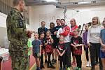 Z Army testu Best of!, který se uskutečnil v neděli 24. listopadu v areálu ZŠ Juventa v Milovicích.