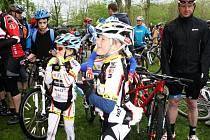 Loňský cyklootvírák přilákal stovky lidí.