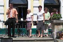 Oslavy 50 let Domova důchodců v Lysé