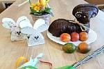 Velikonoce v Domově pro seniory v Rožďalovicích.