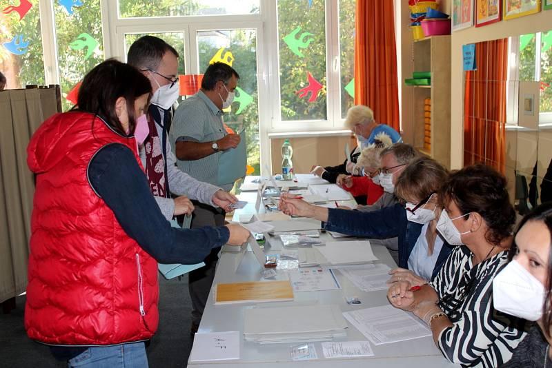 Parlamentní volby na Nymbursku.