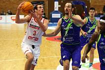 Basketbalisté Nymburka hostí Brno