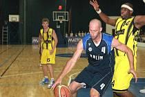 Basketbalisté Sadské vyhráli v Kolíně o deset bodů. Povede se jim stejný kousek i na vlastní palubovce?