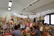 Nymburská knihovna zakončí Člověčí prázdniny loutkovou pohádkou.