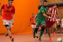VELKÝ BOJ se rozhořel na turnaji PragaCup, kde bojovalo dvacet čtyři týmů