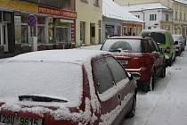 V centru Nymburka se bude parkovat podle nových pravidel