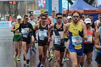 Z chodeckých závodů na poděbradské Kolonádě