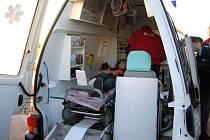 Záchranáři na Votvíráku zasahovali u 146 případů