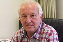 Ředitel poděbradských lázní Josef Rambousek.