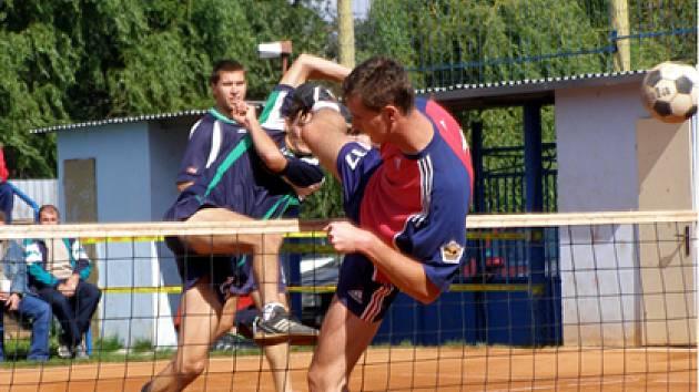 Čelákovice prohrály s Žatcem.