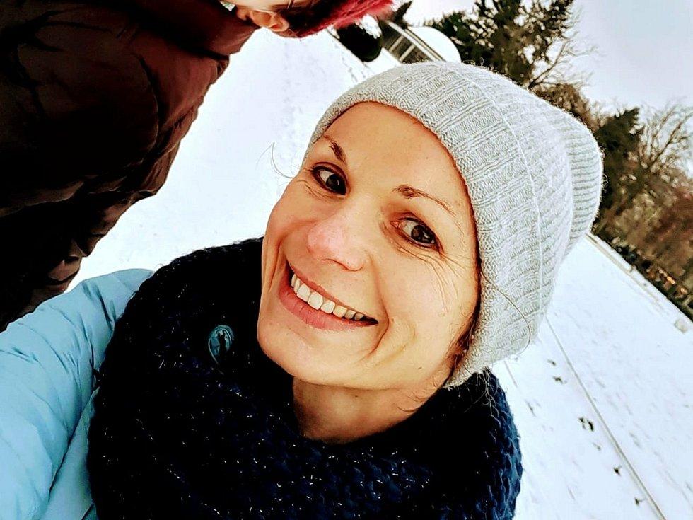 Lucie Drobík Kolářová, mluvčí městecké nemocnice.