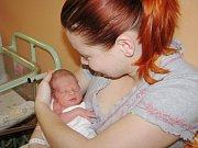 VIKTORKA, VIKI. Viktorie NOVÁKOVÁ se narodila 24. října 2015. Holčička vážila 2 360 g a měřila 45 cm.   Maminka Dominika a tatínek Tomáš si své prvorozené miminko odvezli do Městce Králové.