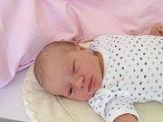 VIKTORIE MRÁZOVÁ se narodila 5. května 2018 ve 23.50 hodin s délkou 49 cm a váhou 3 180 g. Na prvorozenou holčičku se dopředu těšili rodiče Ondřej a Nikola. Rodinka je doma v Poděbradech.