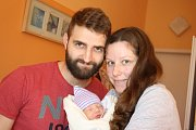 NYMBURAČKA SOFINKA. Dcerky SOFIE BRDIČKOVÉ se dočkali rodiče Aneta a Martin 16. září 2017 v 12.42 hodin. Jejich zatím první miminko vážilo 2 630 g a měřilo 47 cm.