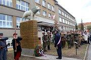 Jeden z vrcholů oslav 100 let výročí od vzniku republiky mají v Poděbradech za sebou.