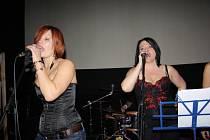 Stý koncert skupiny Qwil v lyském kině