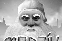 Plakát na Mrazíka v Pojedech