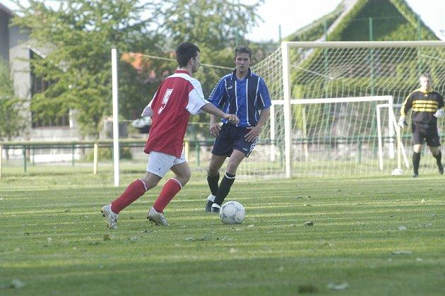 Fotbalisté Slovanu Lýsá nad Labem B už mají jistý sestup do III.třídy.