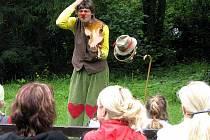 V Lysé nad Labem se konal tradiční divadelní hudební festival Luftfest. Klaun Bilbo rozesmál děti i dospělé.