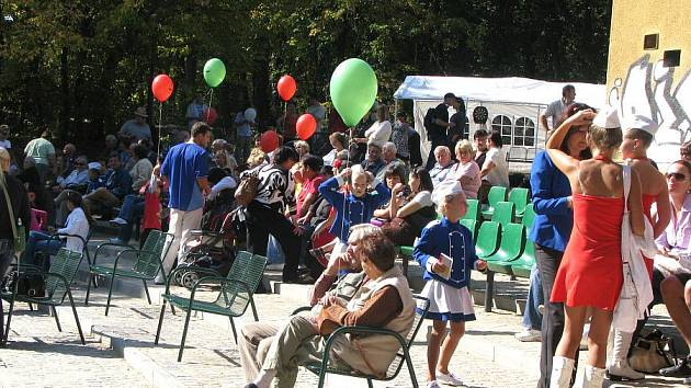 Zrekonstruované letní kino v Lysé nad Labem slavnostně otevřelo