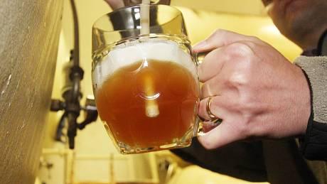 Pivo. Ilustrační foto.