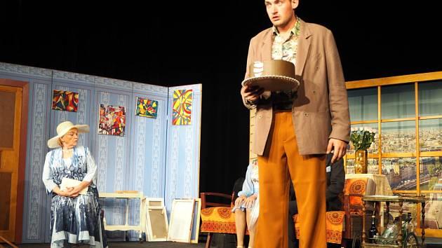 Začal festival Libický divadelní podzim.