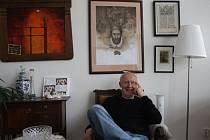 Michal Novák, výtvarník spjatý s Polabím