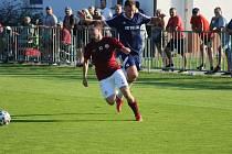 Bohemia Poděbrady nedala v Komárově gól a prohrála 0:3