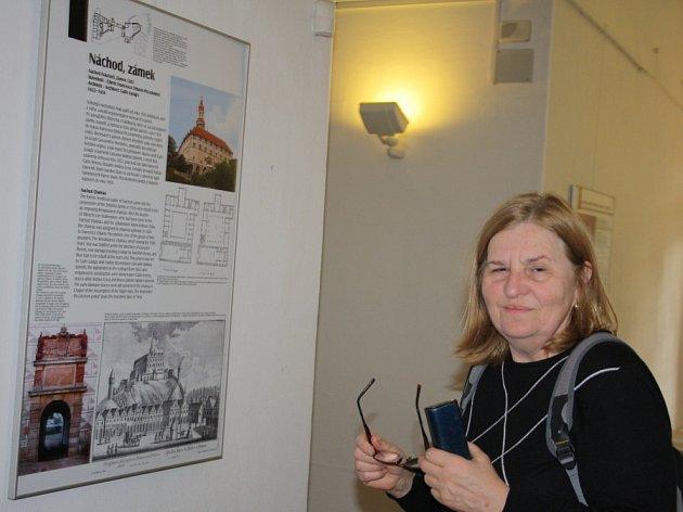 Putovní výstava Putování po stavbách rodu Luragů v Čechách