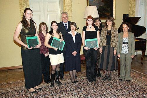 Tři studentky z Poděbrad uspěly v programu Edie