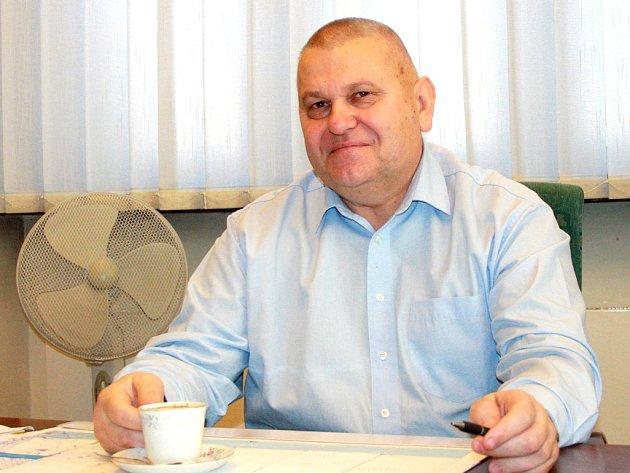 Starosta Nymburka, náměstek hejtmana a poslanec Parlamentu České republiky Miloš Petera.