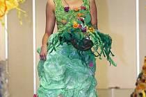 Studentky SOŠ a SOU v Lysé opět předvedou módní přehlídku Avantgarda