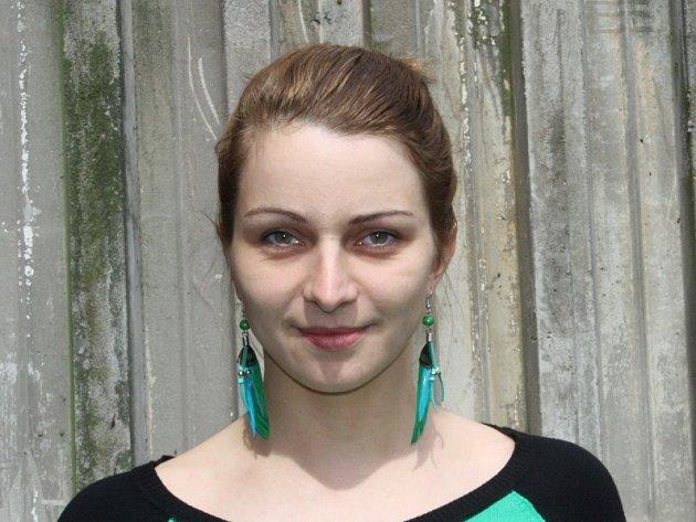 Milada Šandová.