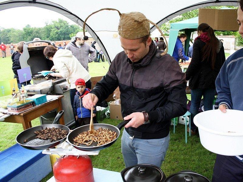 Restaurant Day na farské zahradě