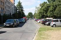 Ulice Jurije gagarina v Nymburce by měla do listopadu doznat změn.