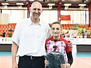 Marek Pakosta strávil na soustředění v nymburském Sportovním centru spoustu času.