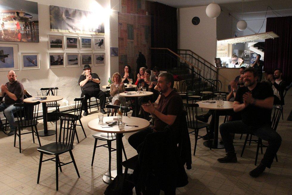 První akce svého druhu Kinoty se konala v nymburském kině.