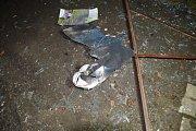 Exploze propan-butanu ve stánku zranila tři lidi.
