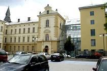 Základní škola Tyršova v Nymburce.