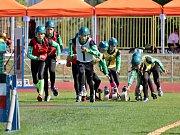 Na mistrovství republiky v hasičském sportu byly výrazně vidět týmy i jednotlivci z Pískové Lhoty.