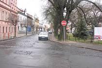 Náměstí Bedřicha Hrozného v Lysé čeká na rekonstrukci