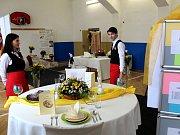 K vidění jsou speciálně upravené velikonoční tabule.