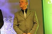 Josef Fuksa, předseda Lokomotivy Nymburk