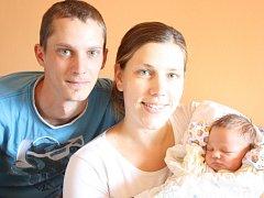 TOBIÁŠEK JE MLADŠÍ BRÁCHA. TOBIÁŠ ZLOSKÝ se rodičům Martině a Tomášovi narodil 14. července ve 23.01 hodin. Pyšní rodiče odjedou domů do Českého Brodu s očekávaným chlapečkem, který vážil 3 040 g  a měřil 47 cm. Na brášku už se doma těší tříletý Jonášek.