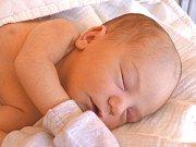 KAREL ZAHRADNÍK se narodil 7. března 2018 v 1.49 hodin s délkou 50 cm a váhou 3 090 g jako prvorozený. Radují se z něj rodiče Karel a Marie z Milovic.