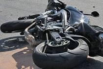 Nehody motorkářů mívají často tragické následky. Ilustrační foto.