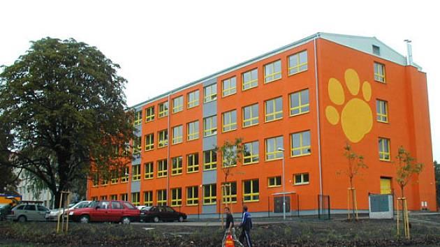 Školka v Milovicích.