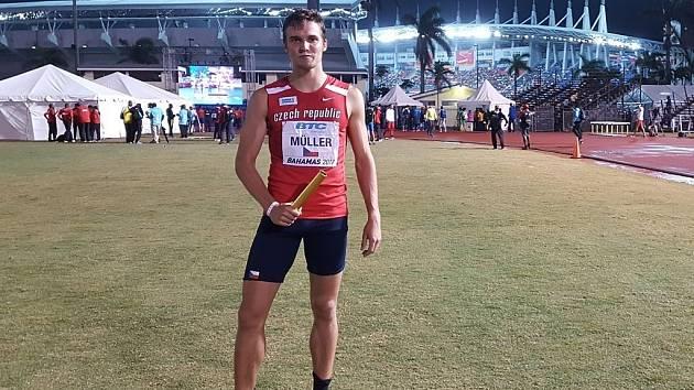 Atlet Vít Müller